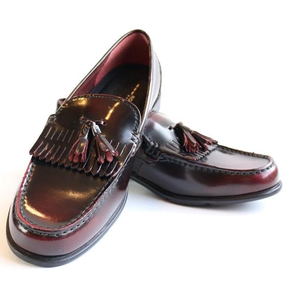 6fd783ec84d Rockport Men s Tassel Loafers Size 8M